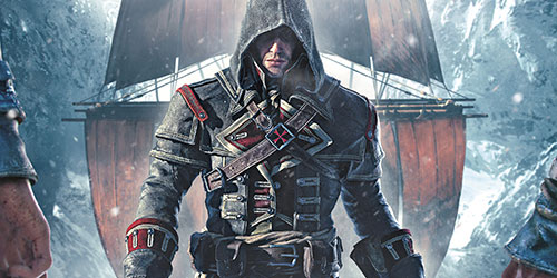 Poradnik do Assassin's Creed: Rogue (PlayStation 3)
